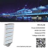 Niza precio blanco cálido 40W IP65 LED Street Light