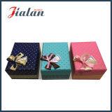 Qualitäts-einteiliges Großhandelsgeschenk-Papierkasten mit Bögen