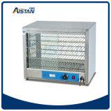 R60-2 de Machine van de Showcase van de Vertoning van het Verwarmingstoestel van het Snelle Voedsel van de snack