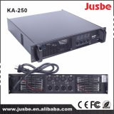 PA Sistema Ka-250 200W Stage Master amplificadores multicanal