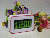 Digital-helle Fühler-Alarmuhr mit Count-down-Timer