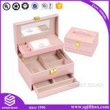 Профессиональные упаковывая коробки подарка ювелирных изделий коробки подарка персонализированные бумажные