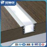 Perfiles de aluminio de la certificación LED del Ce para la cabina de los muebles