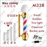 Größen-rotes weißes blaues Haar-Salon-drehendes Herrenfriseur-System Pole des Fabrik-Verkaufsschlager-4