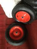 Het pneumatische RubberWiel van de Kruiwagen