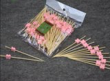 Ecoの自然なタケフルーツの焼串か棒または一突き(BC-BS1063)