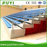JY-706 del blanqueador sillas del estadio de plástico Sillas Gradas Gradas para el estadio Reliant de estar