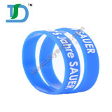 Chinamanufacturer ha personalizzato il Wristband & i braccialetti impressi del silicone