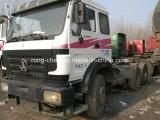 Verwendeter 2534 Beiben Traktor-LKW Beiben 2534 des LKW-Kopfes
