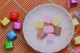 さまざまな味のチーズ余暇キャンデーの食糧