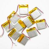 батарея Li-Po полимера лития 3.7V 120mAh 302323 перезаряжаемые для электроники наушников MP3 MP4 MP5 GPS PSP Bluetooth