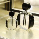 De kleine en Mooie Fabrikant van de Fles van het Parfum van het Glas van het Kristal Roze (KS24065)