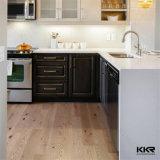 Kingkonree Künstliche Stein Textur Marmor Küche Bank Top