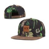 Chapeau de Snapback de 6 panneaux