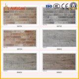 azulejo rústico de la pared de la inyección de tinta 3D para el material de construcción al aire libre con ISO (88701)