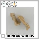 """11/16 """" di blocco per grafici di portello di legno dell'impiallacciatura materiale decorativa di X 2-1/3 """""""