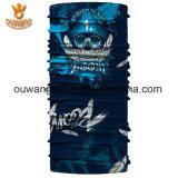 Costume barato Multifunctional Bandana impresso do crânio