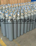Feito no cilindro de oxigênio portátil do preço do competidor de China