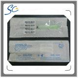 Горячая микросхема 134.2kHz RFID стеклянная животная с шприцем