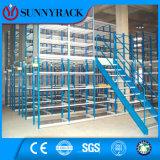 Assoalho de mezanino resistente do armazenamento do armazém do fabricante da cremalheira de China