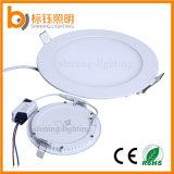 Druckgegossene Leuchte-Innenbeleuchtung-Ausgangs-und Büro-Handelsdecken-Lampe des Aluminiumshell-dünne 9W LED