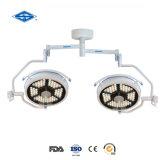 Indicatore luminoso chirurgico veterinario di di gestione del soffitto LED (500/500 di LED)