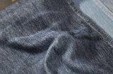 デニムファブリック粗紡糸の女性のジーンベストセラーの編むファブリック
