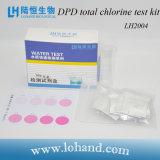 Kit rápido del prueba de laboratorio para la clorina total