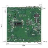 Промышленный миниый PC I5 4200u удваивает компьютер LAN двойной HDMI