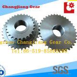 Standardförderanlagen-Gang-Zahn-Doppelt-Kettenkettenrad