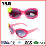 Fait dans lunettes de soleil de fleur de fille de la Chine de belles pour les gosses (YJ-K239)