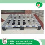 Paleta de aluminio de dos vías para el almacenaje del almacén con Ce de Forkfit