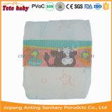 Tecido descartável do bebê, Pampering a fralda do bebê, venda por atacado do produto do bebê em China