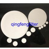 Buen filtro de membrana de nylon mecánico del disco para el tratamiento del producto químico y de aguas