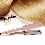 Hierro infrarrojo de cerámica de la enderezadora del pelo del cepillo de la mejor venta al por mayor del pedazo