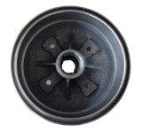 Kreuz-gebohrte und gekerbte Bremsen-Platte für Toyota