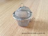 Хороший конструированный чай Infuser сетки нержавеющей стали формы шарика отражетеля интервала чая для свободного чая