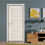 Экологическая дверь комнаты Veneer MDF (GSP12-001)