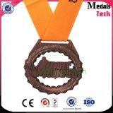 Medalha macia por atacado do abridor de frasco do metal do esmalte
