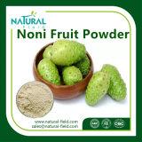 Poeder van het Uittreksel van het Fruit Noni van de hoogste Kwaliteit het Zuivere, Noni Prijs, het 20:1 van het 10:1 van het 4:1 van het Uittreksel van Morinda Citrifolia