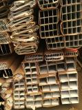 Profil d'extrusion d'alliage d'aluminium du marché de Singapour pour la porte et le guichet