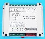 ホテルの鍵カード部屋アクセス照明AC制御自動化システムのエネルギーセイバー(HTW-61-ES6201)