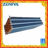 Эффективный змеевик конденсатора ребра меди медной пробки для блока AC напольного