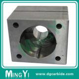 Bucha de alumínio do guia do perfurador da precisão feita sob encomenda da maquinaria
