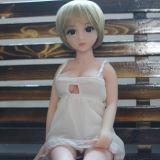 Doll van het Geslacht van het Silicone van de Hoogste Kwaliteit van 65cm Levensgroot
