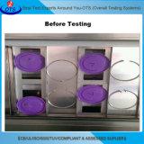 Câmara acelerada UV do teste de envelhecimento das pinturas plásticas ambientais da tela do laboratório