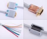 Qualität 15pin VGA zum VGA-Kabel für Monitor-Computer