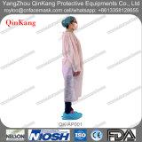 Nichtgewebtes medizinisches chirurgisches Wegwerfkleid/Schutzblech
