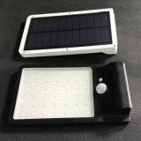 태양 옥외 운동 측정기 안전 빛 방수 옥외 점화 현관 빛 태양 센서 램프 42 LED 정원 빛