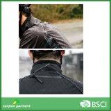 Outdoor Sports Winter Hooded Windbreaker Casaco impermeável para homens